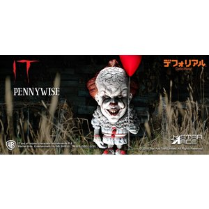 Star Ace IT 2017: Normal Pennywise Defo-Real Soft Vinyl Statue