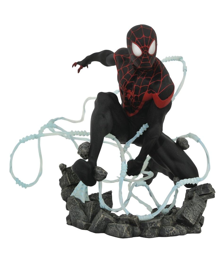 Diamond Direct pre order: Marvel: Premier Collection Miles Morales Statue