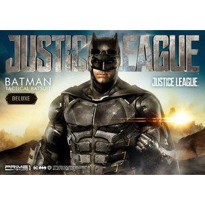 Prime 1 Studio Pre order: DC Comics: Justice League - Deluxe Batman Tactical Batsuit Statue