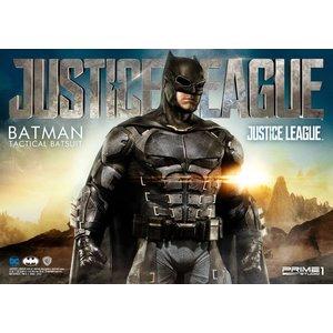 Prime 1 Studio Pre order: DC Comics: Justice League - Batman Tactical Batsuit Statue