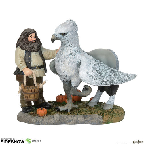 enesco Harry Potter: Hagrid  A Proud Hippogriff Indeed Figurine