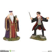 Harry Potter: Harry and The Headmaster Figurine