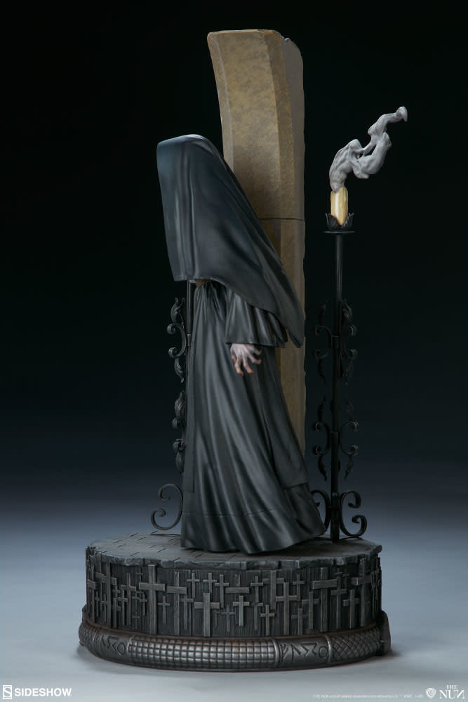 Sideshow pre order:  The Conjuring Universe: The Nun Statue