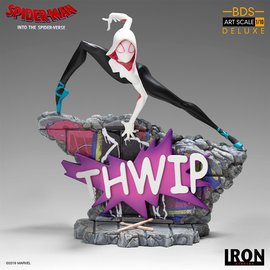 Iron Studios pre order:  Marvel: Into the Spider-Verse - Spider-Gwen 1:10 Scale Statue