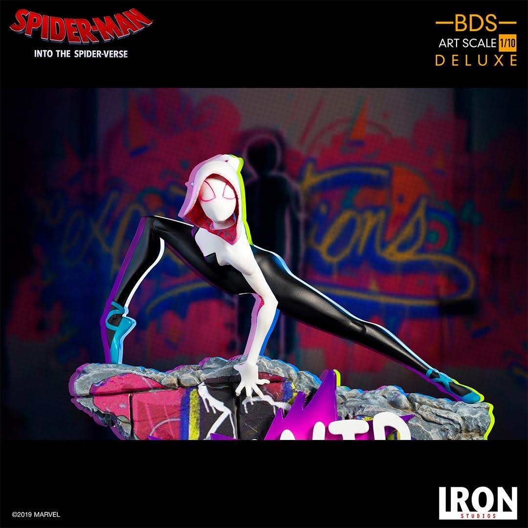 Iron Studios pre order:  Marvel: Into the Spider-Verse - Spider-Gwen 1:10 Scale Statue