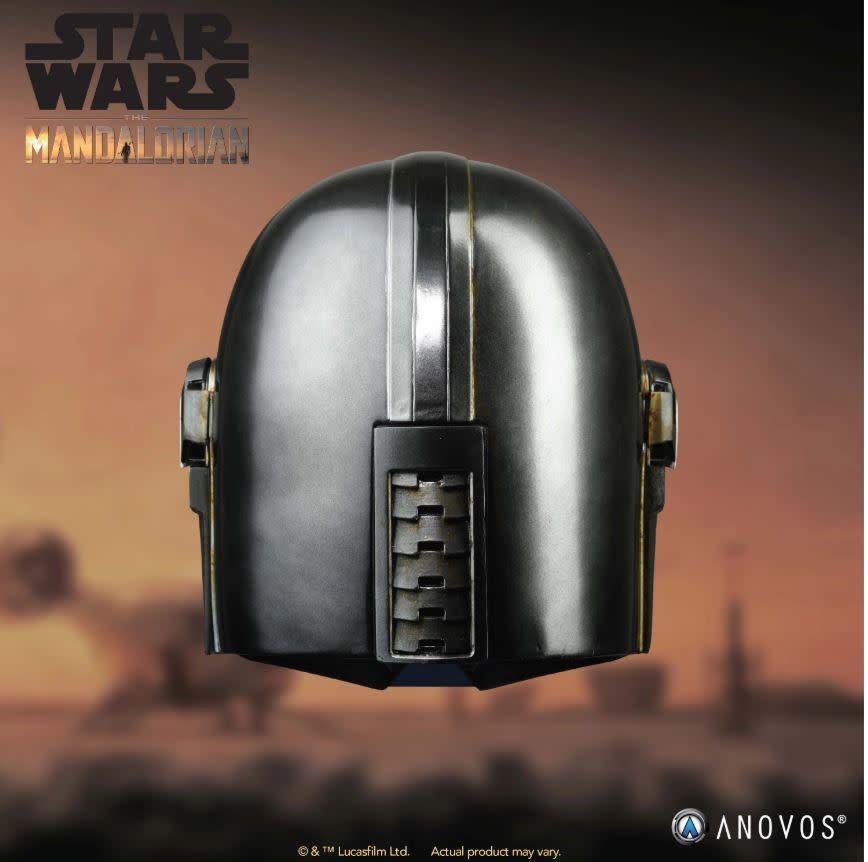 Anovos Pre order: Star Wars: The Mandalorian - The Mandalorian Helmet
