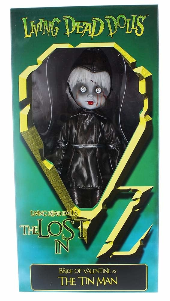 "Mezcotoys Living Dead Dolls: Wizard of Oz 10"" Doll Set of 5"