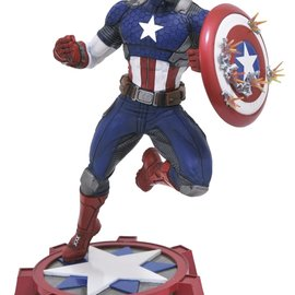 Diamond Direct Marvel Gallery: Marvel Now - Captain America PVC Figure