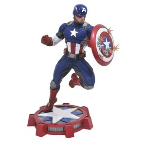 Diamond Direct Marvel Gallery: Marvel Now - Captain America PVC Figure