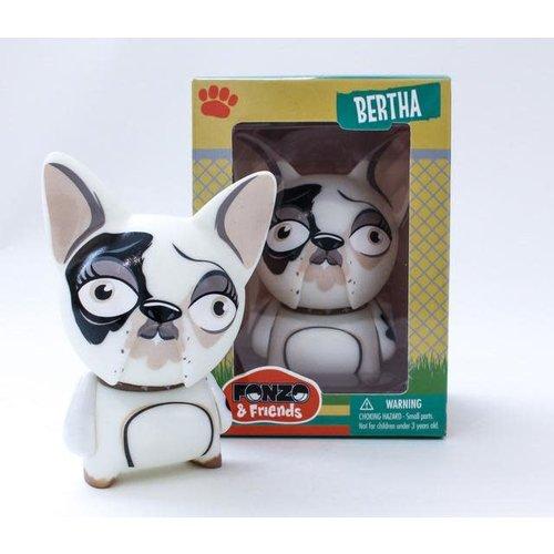 DKE Fonzo and friends: Bertha
