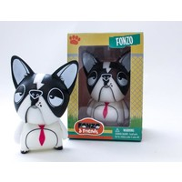 Fonzo and friends: Fonzo