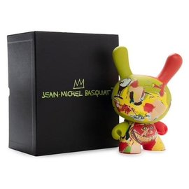 Kidrobot Jean-Michel Basquiat: Wine of Babylon 8 inch Masterpiece