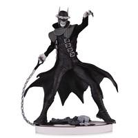 DC Comics: Batman Black and White - Batman Who Laughs 2nd Ed Statue