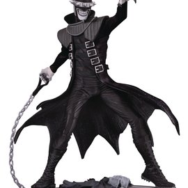 Diamond Direct DC Comics: Batman Black and White - Batman Who Laughs 2nd Ed Statue