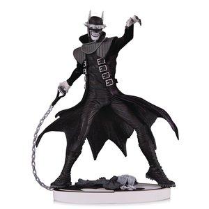 Diamond Direct DC Comics: Batman Black and White - Batman Who Laughs 2nd Ed Statue