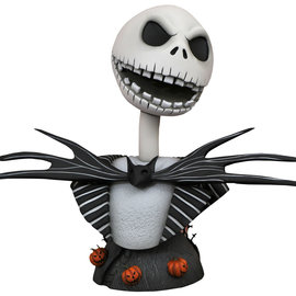 Diamond Direct Nightmare Before Christmas: Jack Skellington 1:2 Scale Bust
