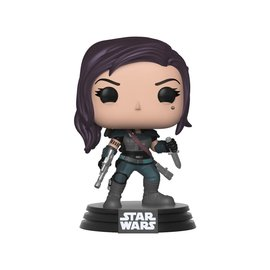 FUNKO Pop! Star Wars: The Mandalorian - Cara Dune
