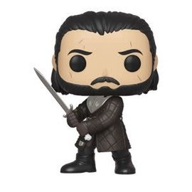 FUNKO Pop! TV: Game of Thrones Season 8 - Jon Snow