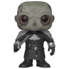 FUNKO Pop! TV: Game of Thrones - 6 inch Unmasked The Mountain