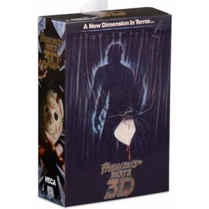 NECA Friday the 13th Part 3: Ultimate Jason 7 inch Action Figure