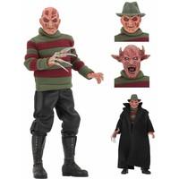 Nightmare on Elm Street: New Nightmare Freddy 8 inch Clothed Figure