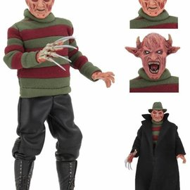 NECA Nightmare on Elm Street: New Nightmare Freddy 8 inch Clothed Figure