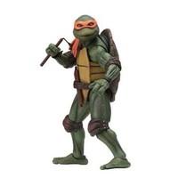 TMNT: 1990 Movie - Michelangelo 7 inch Action Figure