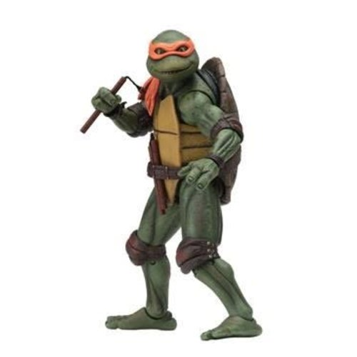 NECA TMNT: 1990 Movie - Michelangelo 7 inch Action Figure
