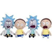 Rick and Morty Pluche Knuffels 27cm