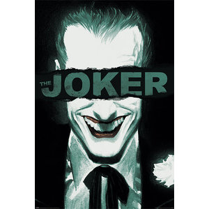 Hole In The Wall The Joker Put on a Happy Face Maxi Poster