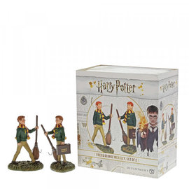 enesco Harry Potter : Fred and George Weasley