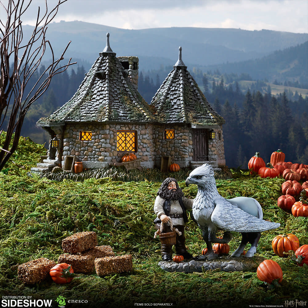 enesco Hagrid's Hut (European Version)