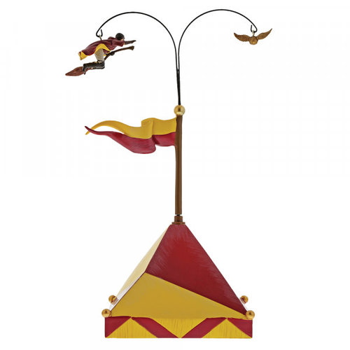 enesco Harry Potter: Chasing the Snitch PVC Statue