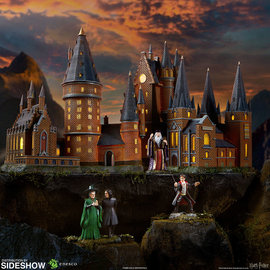 Sideshow Harry Potter: Hogwarts Astronomy Tower PVC Statue