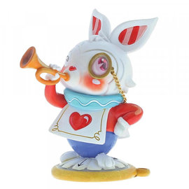 enesco Miss Mindy White Rabbit Figurine