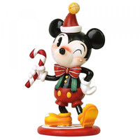 Disney : Miss Mindy Christmas Mickey Mouse Figurine