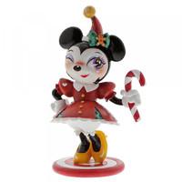 Disney Miss Mindy Christmas Minnie Mouse Figurine