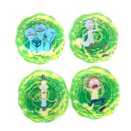 Paladone Rick and Morty: 3D Coasters