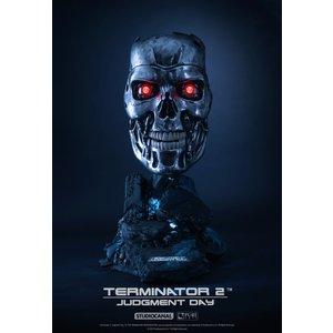 PURE ARTS Pre order: Terminator: T-800 1:1 Scale Art Mask