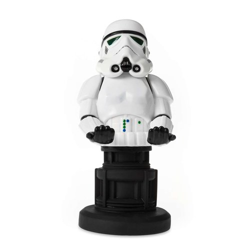 Exquisite Gaming Cable Guy - Star Wars Stormtrooper Phone & Controller Holder