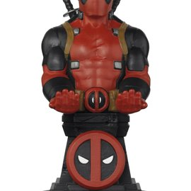 Exquisite Gaming Cable Guy - Marvel Deadpool Phone & Controller Holder