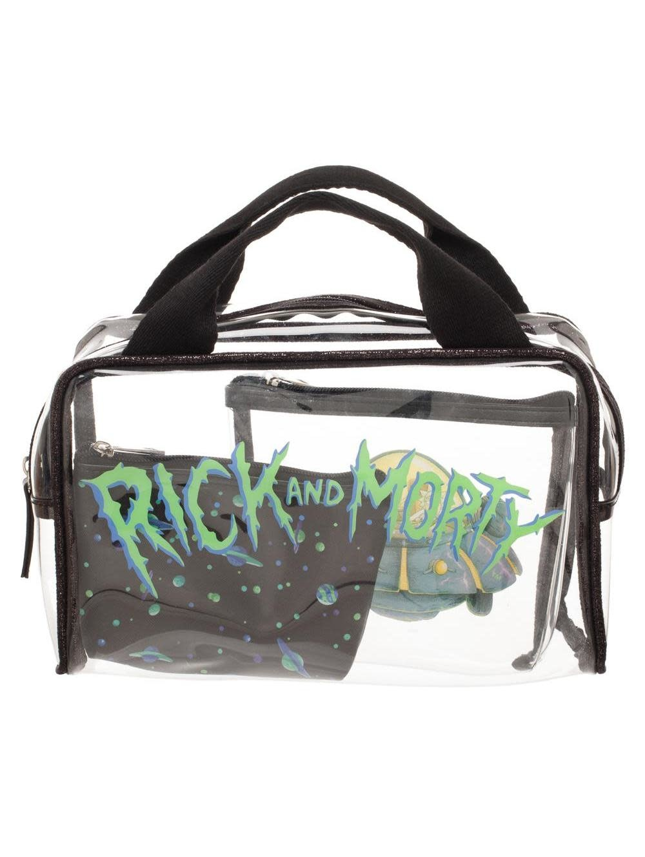 Bioworld Rick & Morty 3pc Travel Set