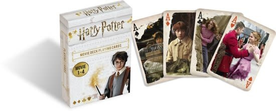 Harrison Harry Potter Movie Playing Cards Duopack bevat 2 Decks