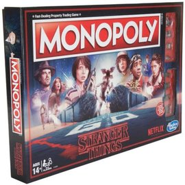 HASBRO Stranger Things Monopoly