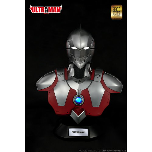 Elite Creature Collectibles Pre-Order Elite Creature Collectibles Ultraman 1:1 Scale Bust