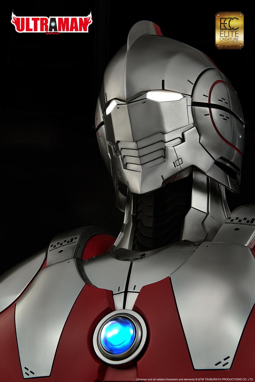 Elite Creature Collectibles Pre-Order Elite Creature Collectibles Ultraman 1:1 Scale Bust