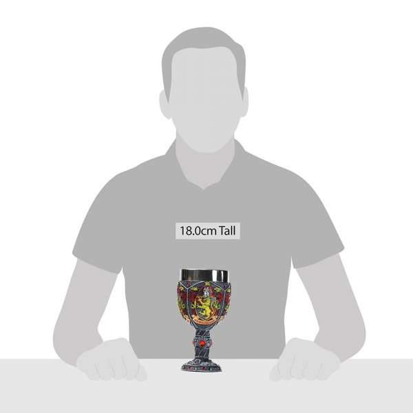 enesco Harry Potter : Hufflepuff Decorative Goblet