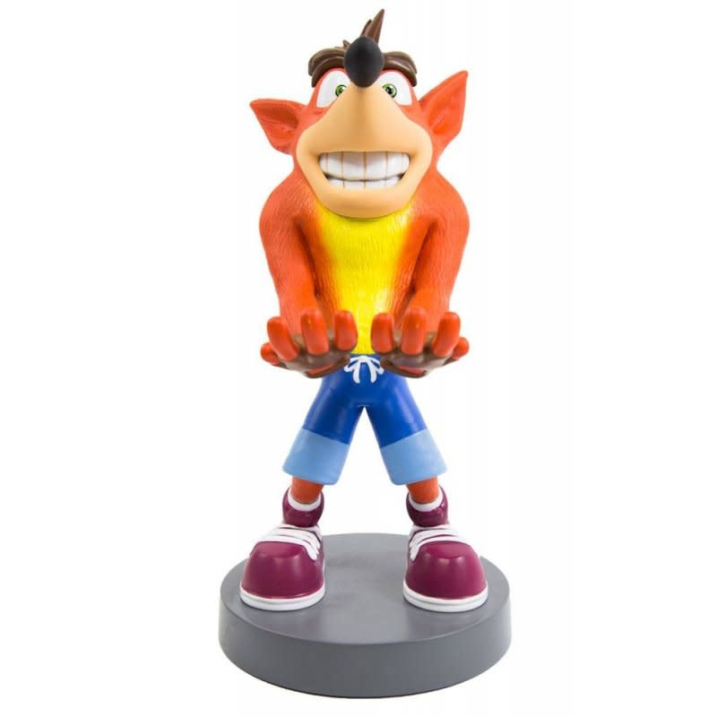 Exquisite Gaming Cable Guy - Crash Bandicoot Phone & Controller Holder