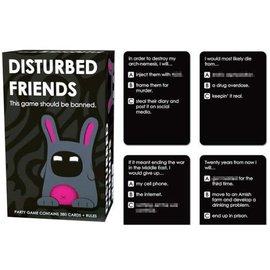 CLD Disturbed Friends - Kaartspel (US)