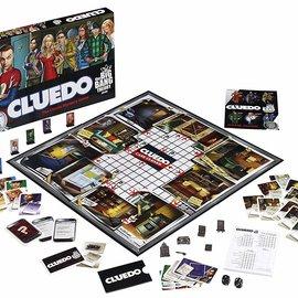 CLD Cluedo Big Bang Theory - Bordspel